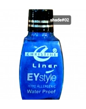 Christine Water Proof Eye Liner