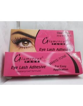 Glamorous face adhesive glue  for eye lashes  (white)