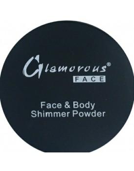 Glamorous face loose shimmer powder