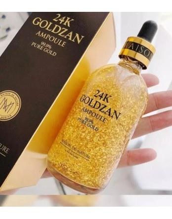 ORIGINAL 24K GOLDZON KOREAN BEAUTY FACE SERUM SKIN CARE FOR WOMEN