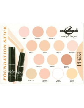 Christine water proof foundation stick