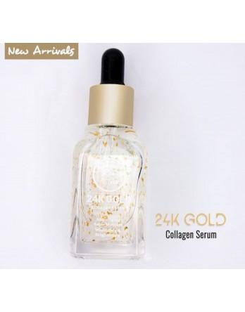 Rivaj cosmetics 24k Gold Collagen face serum