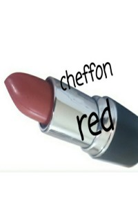 Christine original lipstick chefoon red 358