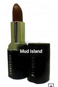 Christine lipsticks shade Mud island