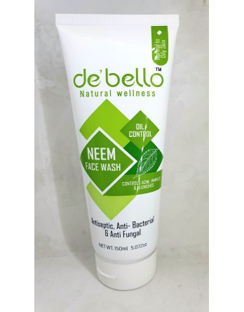 Debello Neem Face Wash