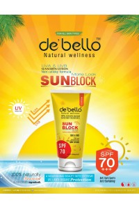 Debello Sun Block