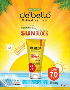 Debello Sun Block