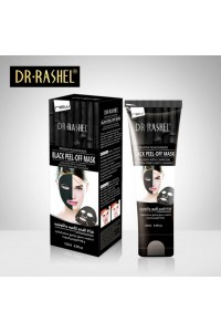 DR.RASHEL Nose Blackhead Mask Peel Off Black Mask Charcoal