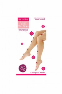 Rivaj uk body wax strips