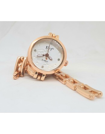 SLIM DESIGN HIGH QUALITY STAINLESS STEEL FASHION WRIST WATCH FOR GIRLS/ WOMEN