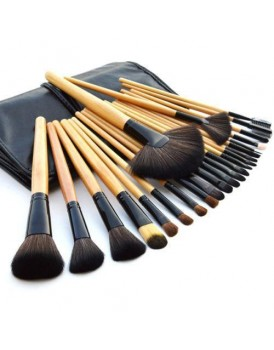 BOBI BROWN MAKEUP BRUSH SET 24PCS