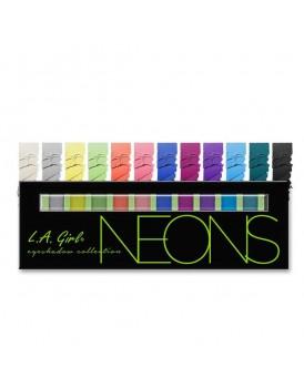 Beauty Brick  Neon Eyeshadow Collection