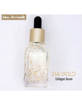 Rivaj cosmetics 24k Gold Collagen face serum