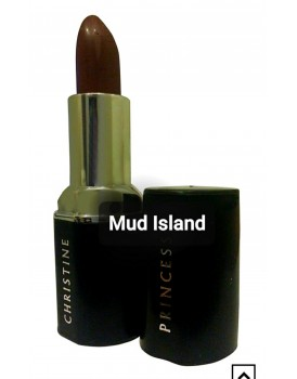 Christine lipsticks shade Mud island